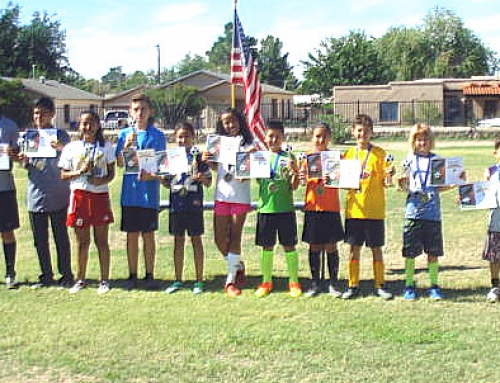 Knights of Columbus Crown Soccer Challenge Champions