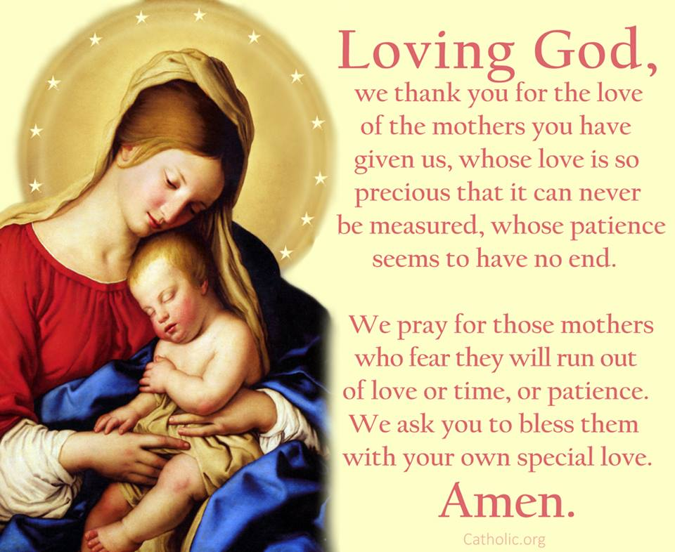 Mothers-Day-Prayer – New Mexico State Council of the Knights of Columbus