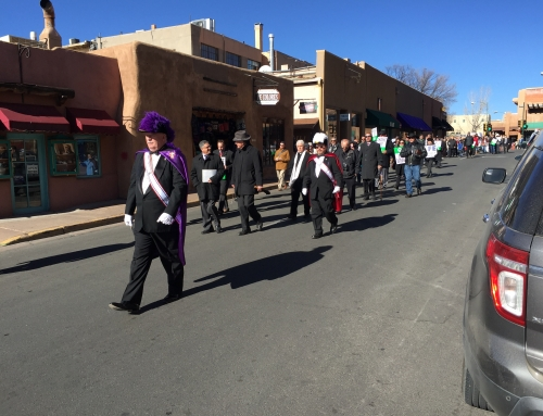 THE SANCTITY OF LIFE DAY IN SANTA FE