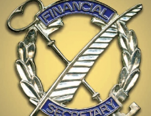 Financial Secretaries in New Mexico Training Sessions