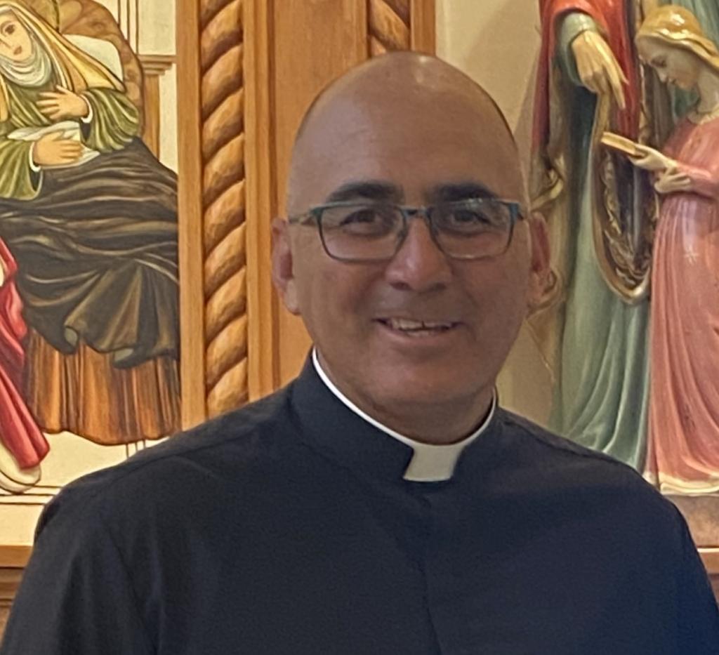 Fr. Larry R. Brito