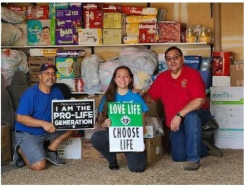 Food Drive benefiting Casa de Mariposa Pregnancy Support Center