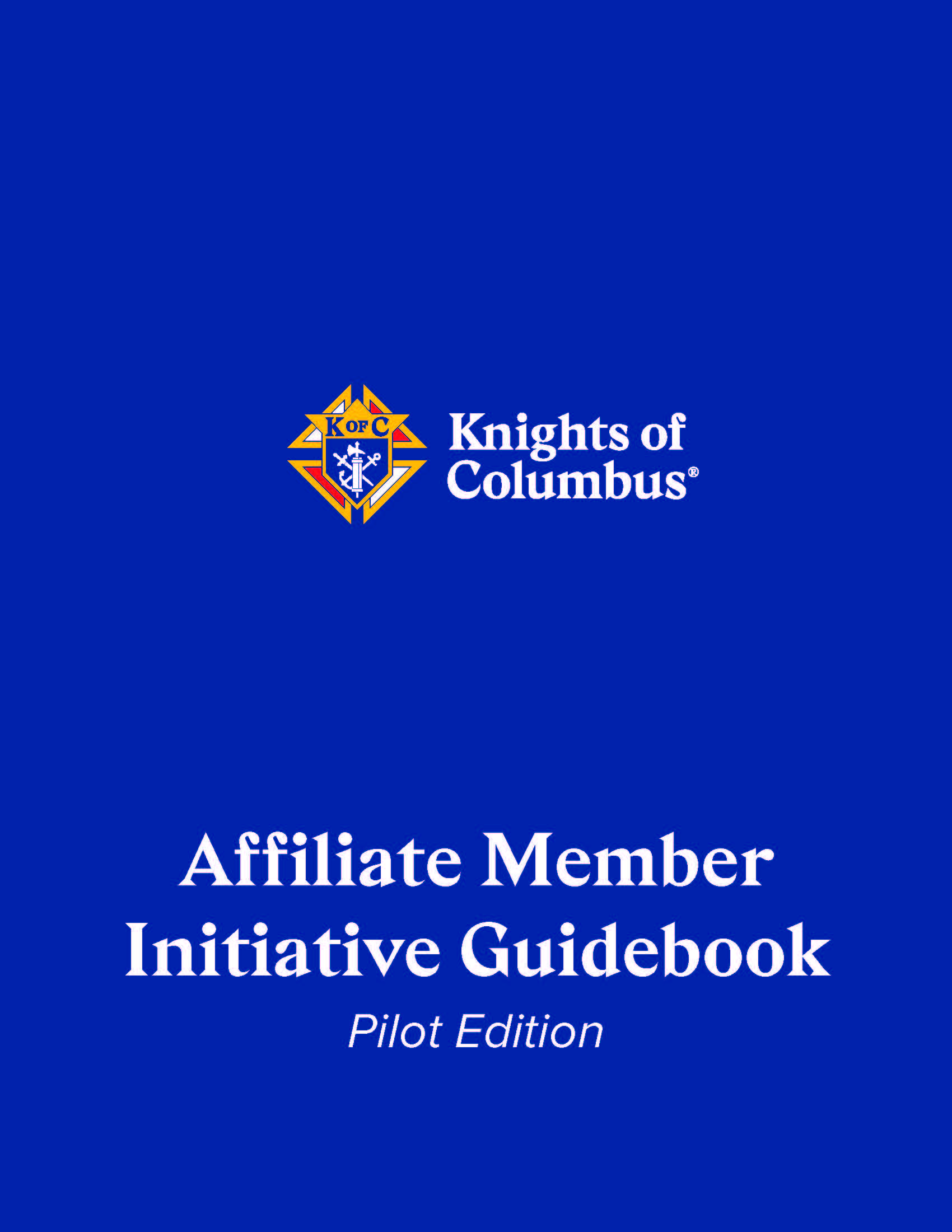 Affiliate Membership Initiative